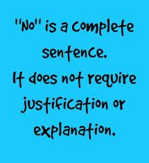 Waarom is nee-zeggen zo lastig?